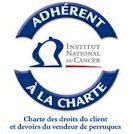 Logo adhérent à la charte INCA